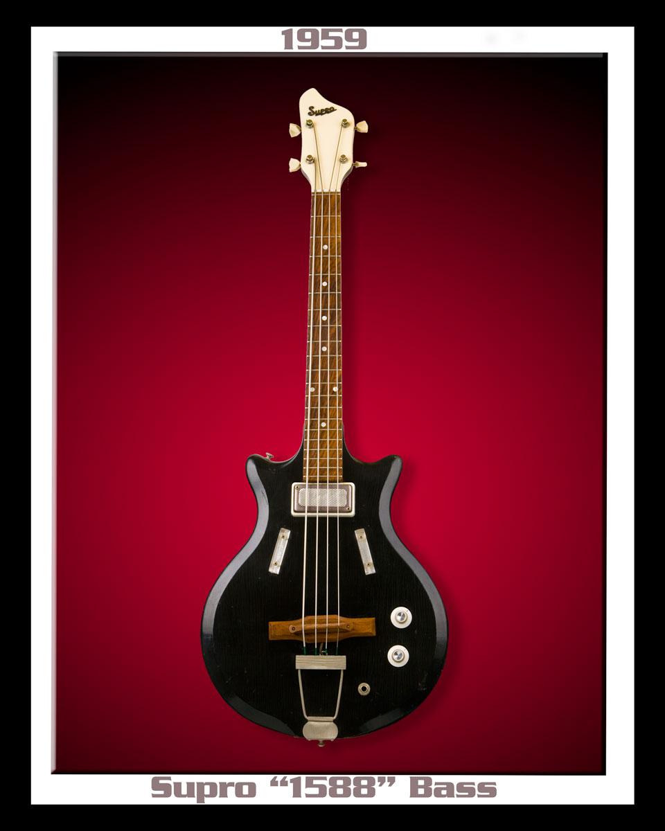 pulsebeat guitars 1959 supro 1588 bass. Black Bedroom Furniture Sets. Home Design Ideas