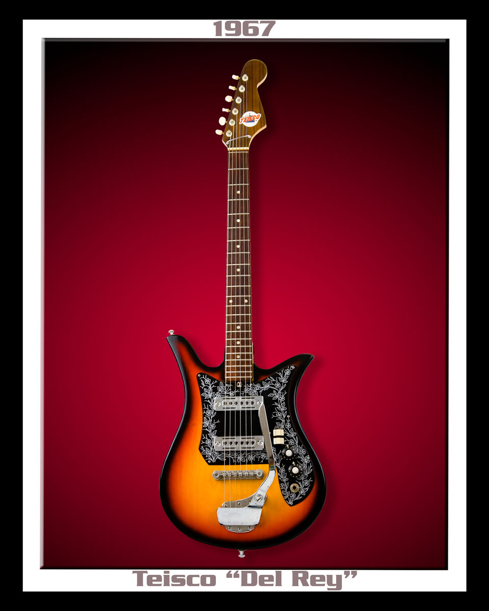 These Were Well Known Cool Guitars Campbell Played This Weird Looking Off Brand Type Of Guitar That Looked Sort Cheap But As The Song Goes
